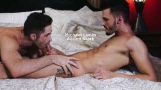Bareback Auditions 09 with AADEN STARK