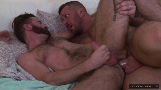 stepdad is in love with his stepson and fucks him