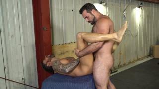 hot men fight over this bottom's ass