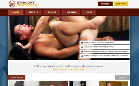 all videos uploaded by Straight Fraternity
