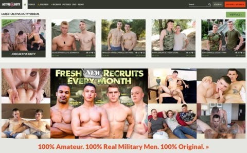 all videos uploaded by Active Duty